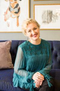 Kate Huggins